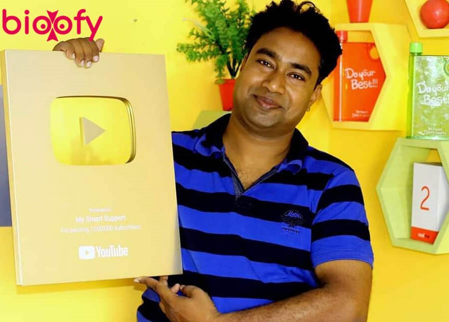 My Smart Support Biography In Hindi